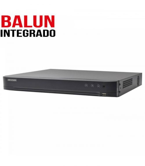 DS7208HGHISH DVR de 8 canales video/ 4 canal de audio WD1 TuboHD soporte EZVIZ Cloud P2P